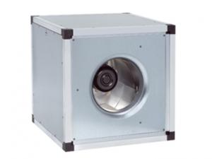 Вентиляторы для прямоугольных и квадратных воздуховодов MUB EC