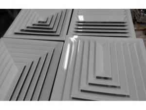Диффузор потолочный РЭД-4ПР