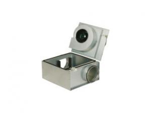 Вентиляторы для круглых воздуховодов KVO EC