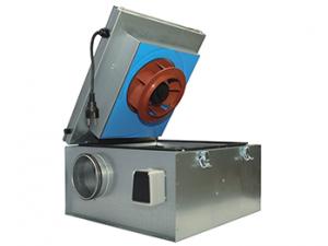 Вентиляторы для круглых воздуховодов VKE EC