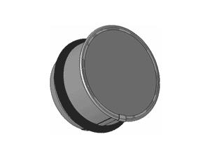 Инспекционные (сервисные) люки для систем вентиляции Арктос