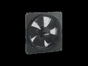 Осевые вентиляторы AW sileo EC