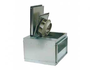 Вентиляторы для прямоугольных и квадратных воздуховодов воздуховодов RSI EC