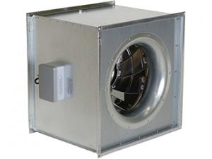 Вентиляторы для прямоугольных и квадратных воздуховодов KDRE / KDRD
