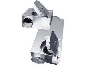 Низкопрофильные канальные вентиляторы для круглых каналов LPKB/LPKBI