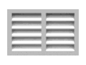 Вентиляционная наружная решетка РЭД-Н-ТВ4 с усилением