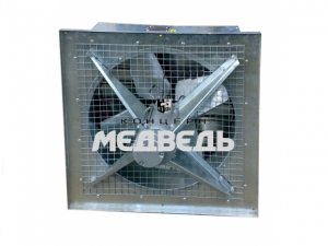 Вентиляторы оконные осевые ВО