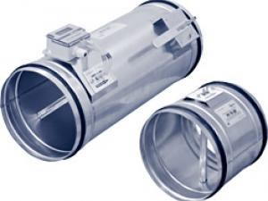 Устройства для измерения и регулирования расхода воздуха МФК и МРК, для круглых каналов