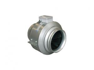 Вентиляторы для круглых воздуховодов KD EC