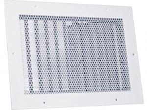 Перфорированные решетки ППУ, ППВ, ППН для прямоугольных воздуховодов