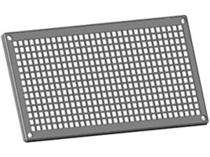 Защитные решетки БСР для прямоугольных каналов