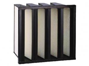 Компактный W-образный фильтр