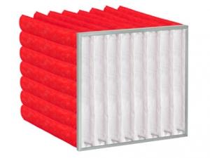 Фильтр тонкой очистки из материала мельтбоун