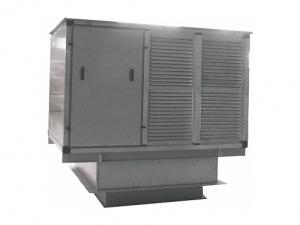 Крышные вентиляторы специального назначения KVP
