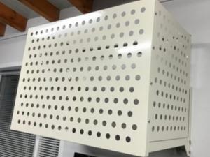 Корзина для кондиционеров на фасад РЭД-КРЗ-1