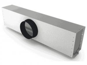 Камера статического давления для щелевых диффузоров РЭД-КСД-АДЛ