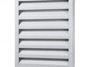 Решетка наружная для фасадов РЭД-НН24