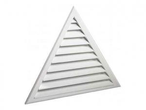 Треугольное слуховое окно на крыше РЭД-НТ4