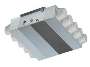 Компактные канальные фанкойлы UTS