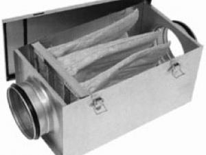 Фильтры для круглых воздуховодов ФЛФ