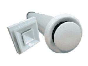 Стеновой приточный клапан СПК