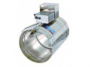 Клапан КЛОП-1 круглый