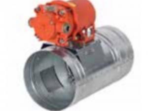 Клапан противопожарный  КЛОП-2(60/90/120/180)-НО-В взрывобезопасные