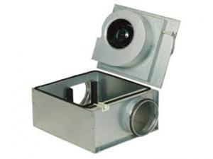 Вентиляторы для круглых воздуховодов KVO