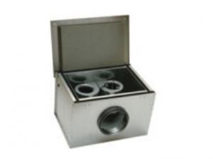 Вентиляторы для круглых воздуховодов KVK DUO