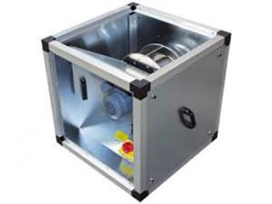Вентиляторы для прямоугольных и квадратных воздуховодов MUB/T