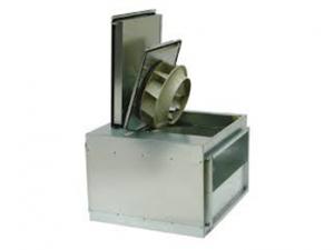 Вентиляторы для прямоугольных воздуховодов RSI