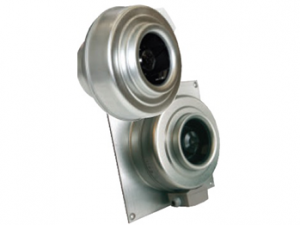 Вентиляторы для круглых воздуховодов K/KV