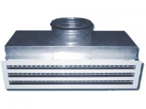 Решетка АРС с камерой статического давления