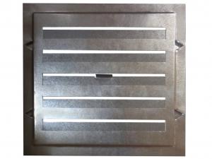 Щелевые штампованные решетки Р-150 и Р-200