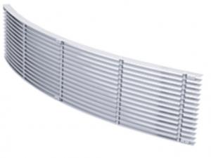Радиусные решетки для вентиляции РЭД-2РДБ