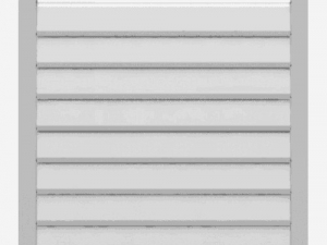 Решетка вениляционная инерционная РЭД-ИР
