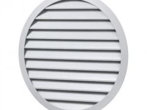 Круглая вентиляционная решетка РЭД-КР4