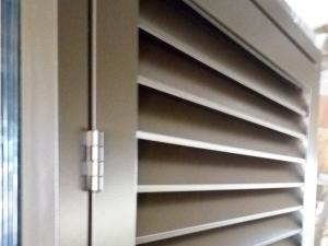 Окно слуховое жалюзийное для крыши РЭД-НСТ1-У5