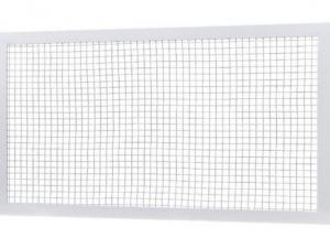 Вентиляционная решетка из сетки накладная РЭД-СР-Нсв
