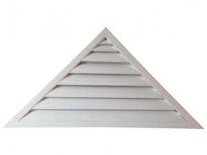 Треугольные наружные решетки
