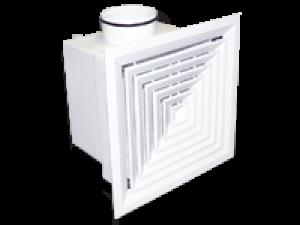 Воздухораздающие блоки с фильтрами высокой эффективности