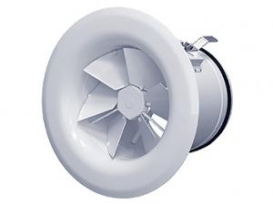 Диффузоры вихревые ДКВ с поворотным лопатками