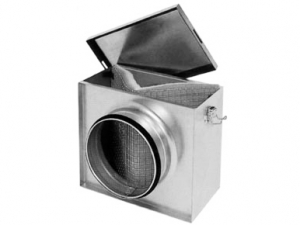 Фильтры для круглых воздуховодов ФЛК