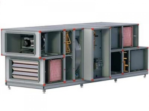 Приточно-вытяжные установки Flexomix 060-950