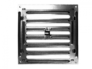 Щелевые оцинкованные решетки Р-150 и Р-200