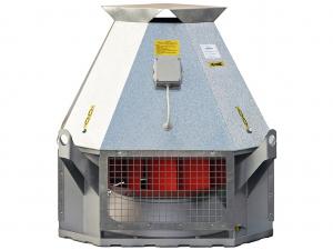 Вентиляторы дымоудаления ВКРМ ДУ