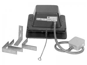 Крышные каминные вентиляторы ZRS